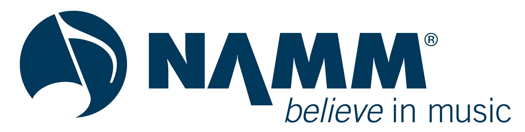 NAMM Believe blue