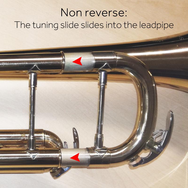 Non reverse diagram