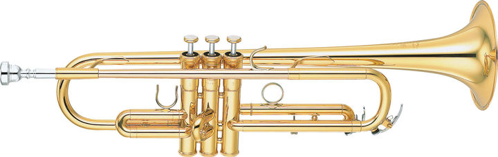 Yamaha Trumpet Bb YTR8310Z Custom Bobby Shew Lacquer