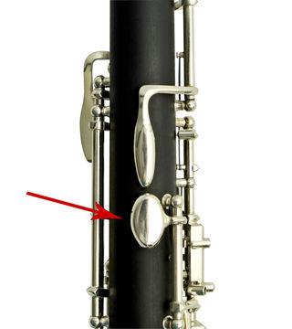 Oboe back