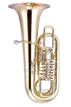 JP379FF Sterling Tuba Lacquer